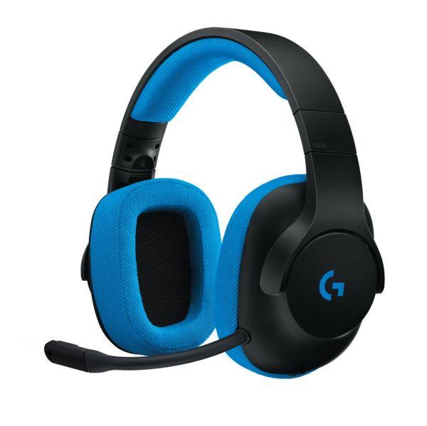 The Logitech G233 Prodigy Gaming Headset.
