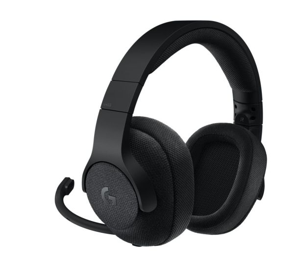 The Logitech G433 7.1 Gaming Headset.