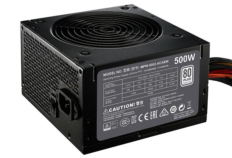 Cooler Master MWE 500 PSU