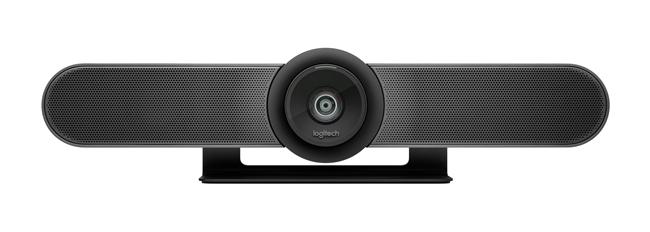 Webcam Logitech MeetUp  Ultra HD 4K-Especificações e configurações