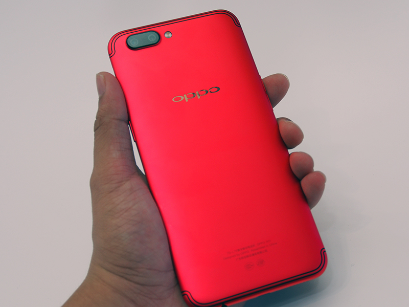 buy popular 15fcc 0a5c2 Hands-on: Oppo R11 & Oppo R11 Plus - HardwareZone.com.sg