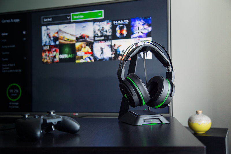 Razer unveils Thresher Ultimate gaming headphones for PS4