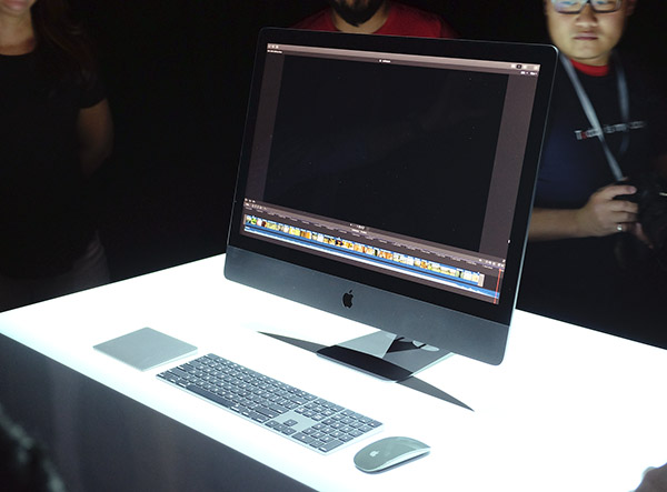 The iMac Pro from WWDC 2017 earlier this year.