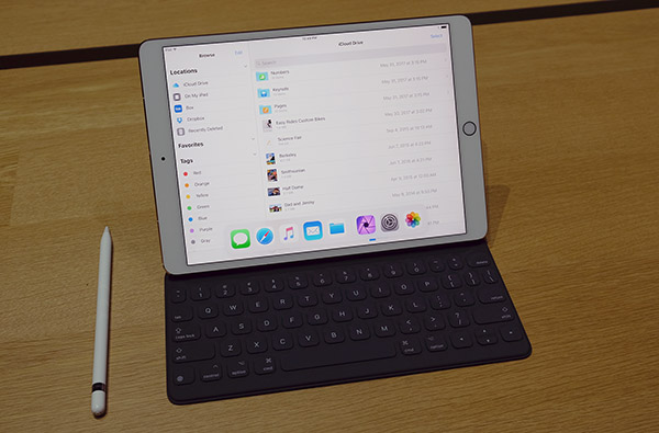 Apple wants you to take the iPad seriously as a productivity tool.