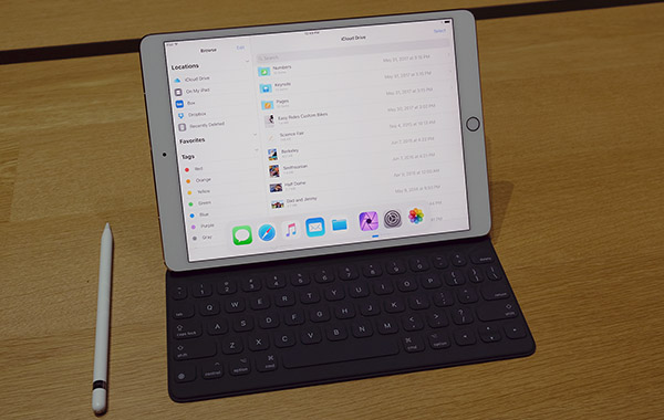 Thanks to iOS 11, the iPad Pro will likely be a more capable device for productivity tasks.