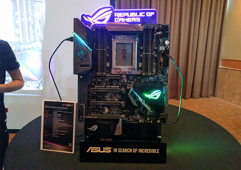 ASUS X399 ROG Zenith Extreme