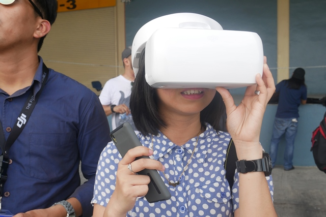 dji goggles, msi-ecs, drones, hardwarezone, hwm, philippines