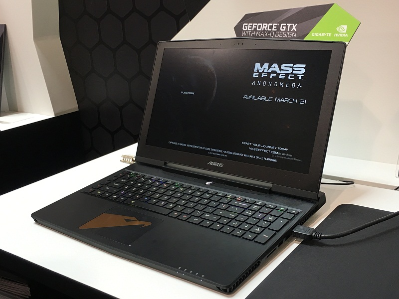 nvidia, gaming notebook, design, pascal, computex 2017, max-q, graphics, gpu, geforce, notebooks, pascal, computex 2017, geforce mx150