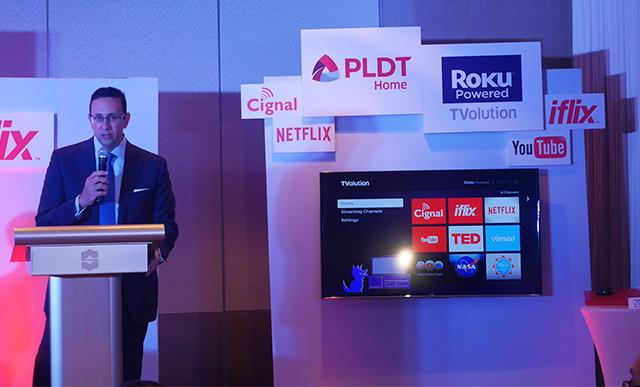 cignal, iflix, netflix, pldt, pldt home fibr, pldt smart home, roku, television, tvolution box, video on demand, youtube
