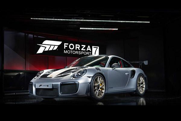 e3 2017 porsche unveils new 911 gt2 rs in forza motorsport 7 hardwarezone. Black Bedroom Furniture Sets. Home Design Ideas