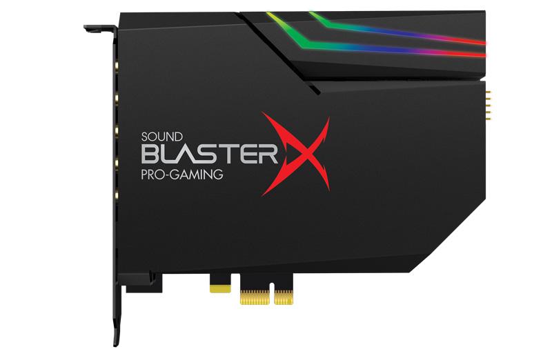 The Sound BlasterX AE-5 is a premium audiophile grade DAC.
