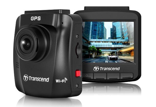 transcend, drivepro 230, dashcam