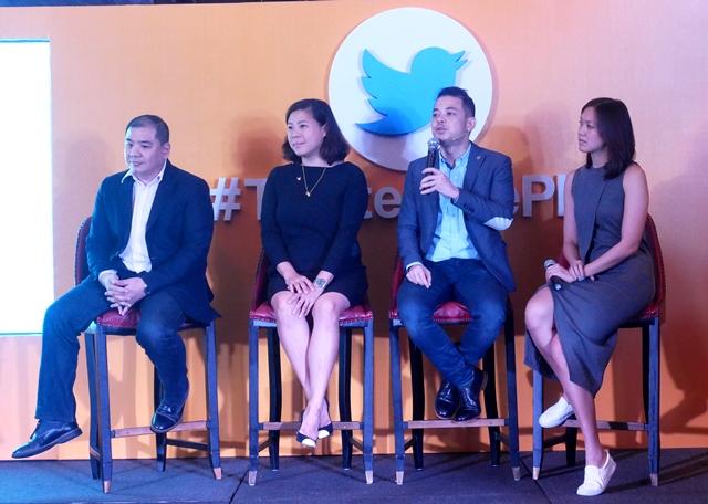 globe telecom, smart communications, twitter, twitter lite