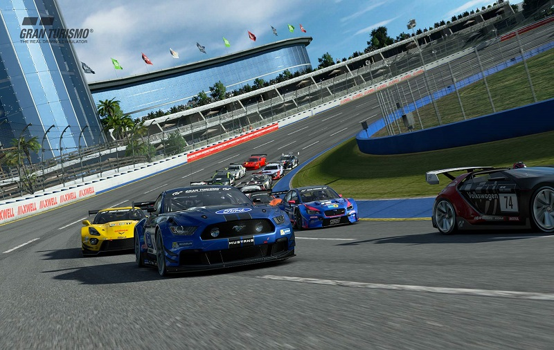Gran Turismo Sport crosses the checkered flag this October 17. <br> Image source: Sony Interactive Entertainment.
