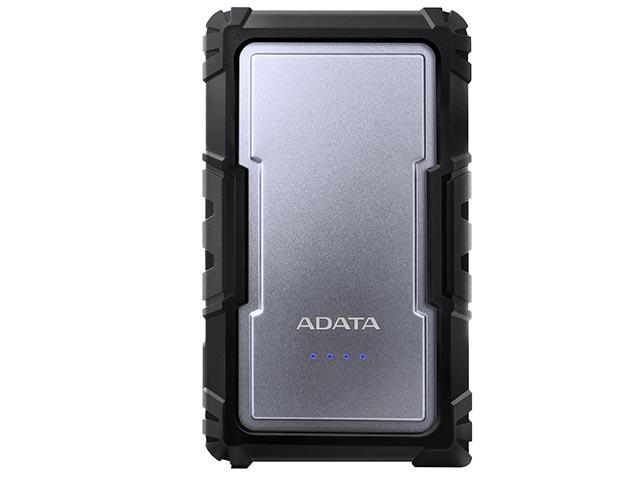 adata, power bank, d16750, lg, battery, ip67, led flashlight