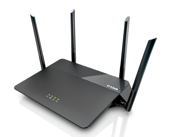 The DIR-878 router delivers a powerful, yet stable wireless experience across your home or office. <br>Image source: D-Link.