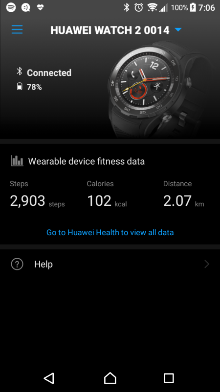 Features, Performance & Conclusion : Huawei Watch 2: The