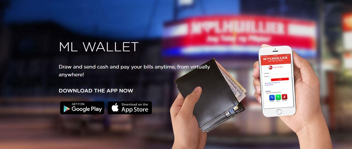 app, m lhuillier, ml wallet, wallet