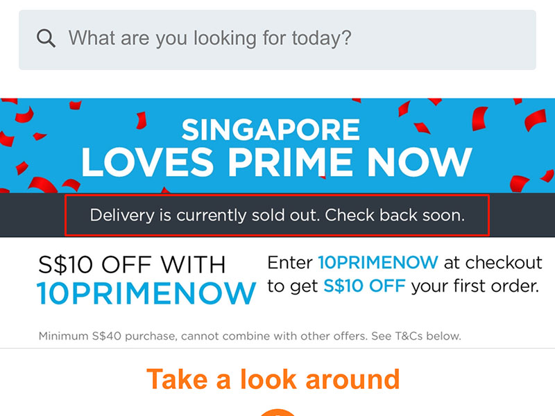 Amazon Prime Now Faq Everything You Need To Know About The Delivery