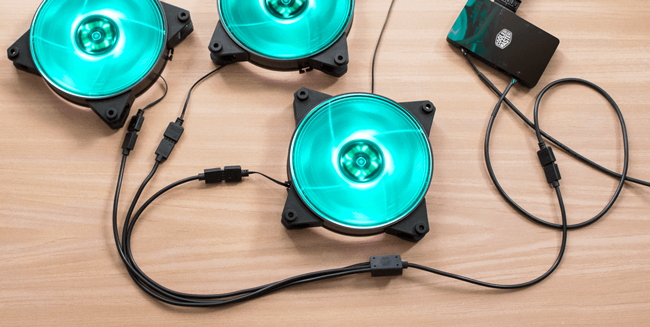 Cooler Master Unleashes The Full Package For Masterfan Pro