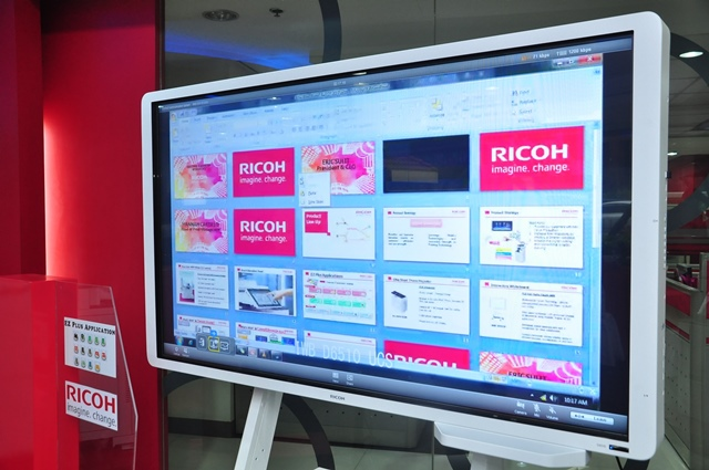 ricoh ph showcases latest smart technology and product offerings designed for office Retrevo Manuals Hoover SteamVac Manual