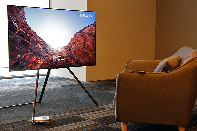 Conclusion : Samsung 65-inch Q9F QLED TV review: A quantum leap for