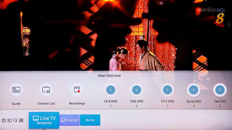 Smart Hub & Smart Remote : Samsung 65-inch Q9F QLED TV review: A