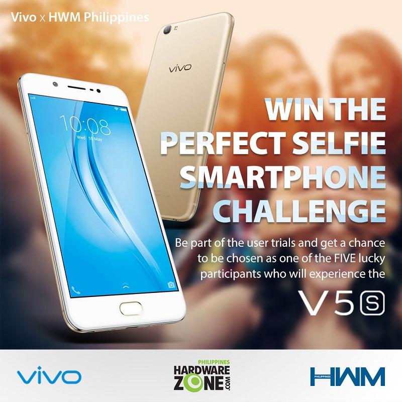 vivo, hwm, philippines, v5s, smartphones, perfect selfie, hardwarezone, selfie nsoftlight, group selfie, bokeh, 52mp ultra hd, review, user trials, contest, prize