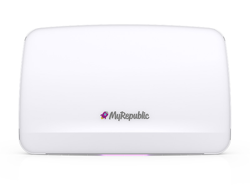 This is how the MyRepublic Wi-Fi Halo will make you believe