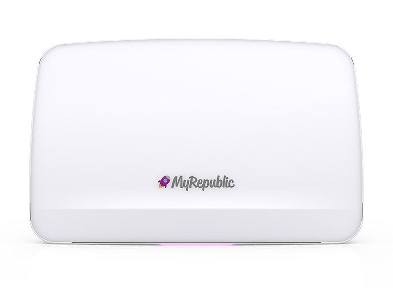 how to make myrepublic wifi stronger