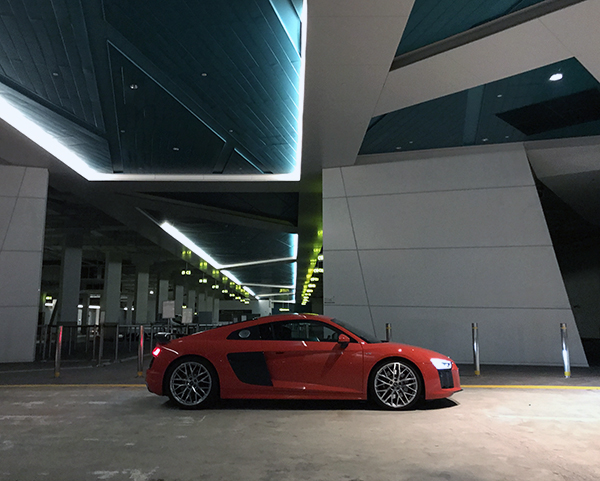 Weekend Drives Audi R The Last Stand Of Naturally Aspirated - R8 audi