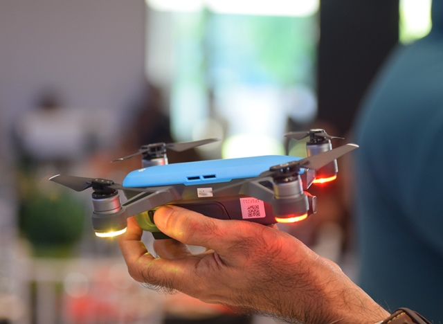 dji, mini drone, drone, spark, msi-ecs, hardwarezone, hwm, philippines