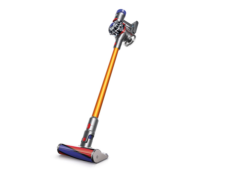 The Dyson V8 Is Most Fun Ive Had With A Vacuum Cleaner Its Also Expensive One Ever Used It Dysons Newest Cordless