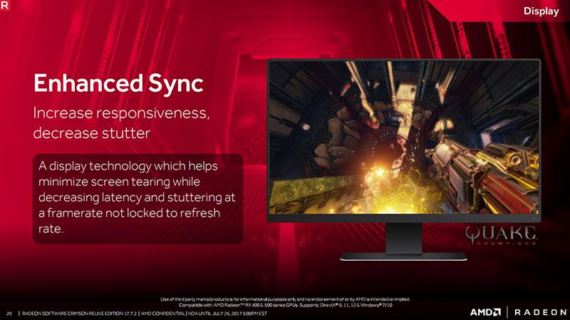 AMD Enhanced Sync