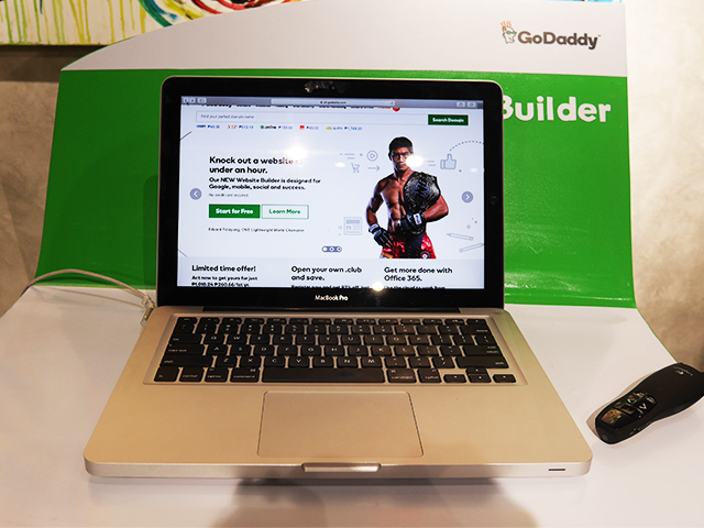 GoDaddy ready to aid SMEs build online presence and reach
