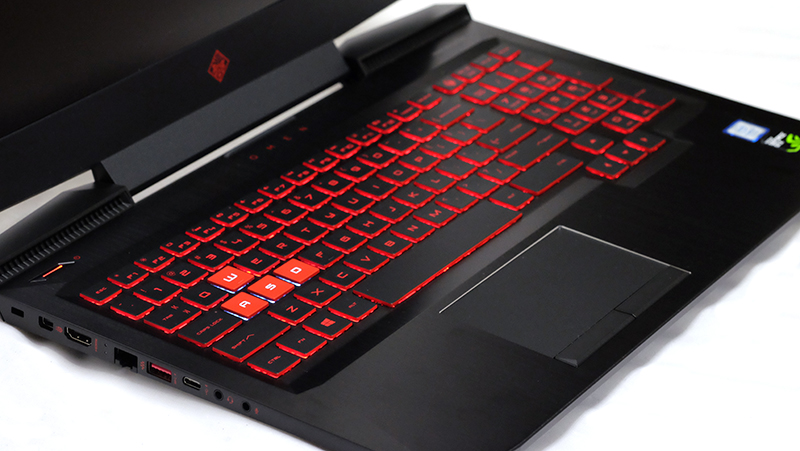 HP Omen 15 : Budget gaming notebook shootout: No need to break the