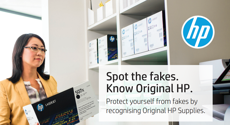 fake products, hp, hp philippines, inks, printers, toners