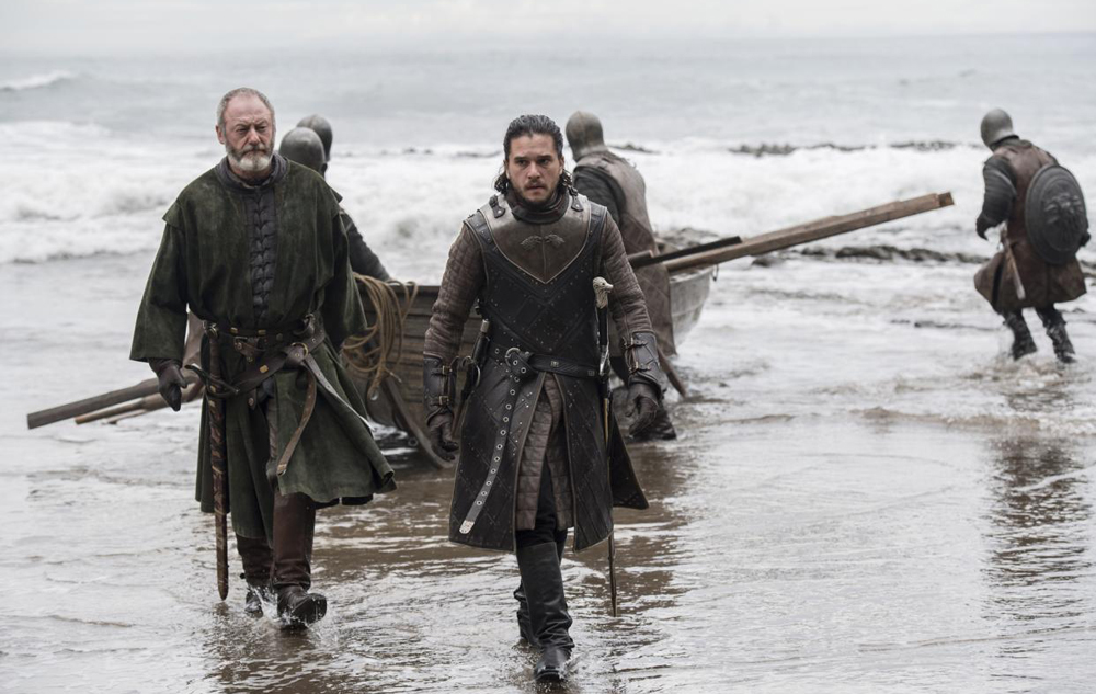 The seventh season of Game of Thrones is currently airing, and the season premiere saw the HBO NOW app gain 500,000 downloads across both iOS and Android app stores in the U.S. Image credit: Reuters.