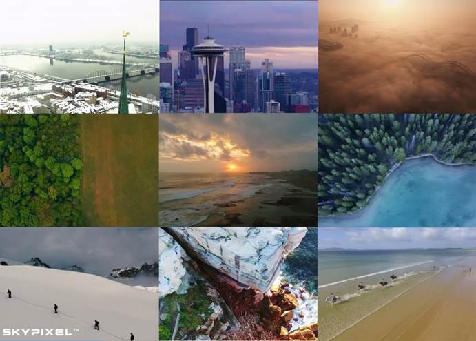 2017 skypixel video contest, aerial footage, dji, drones, skypixel, video, video contests, video highlights
