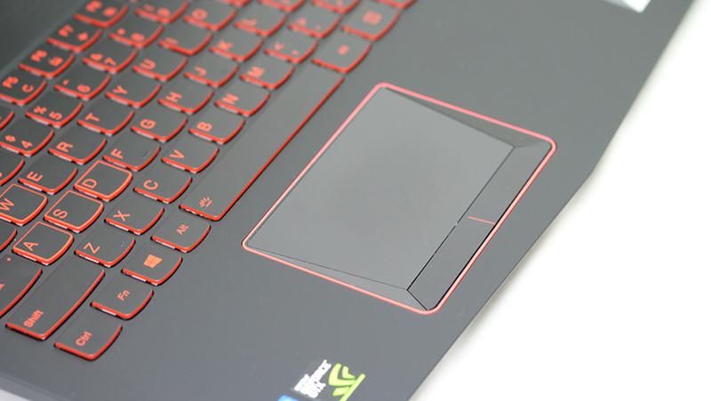 Lenovo Legion Y520 : Budget gaming notebook shootout: No