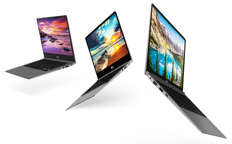 Introducing the 2017 LG gram notebook line-up.