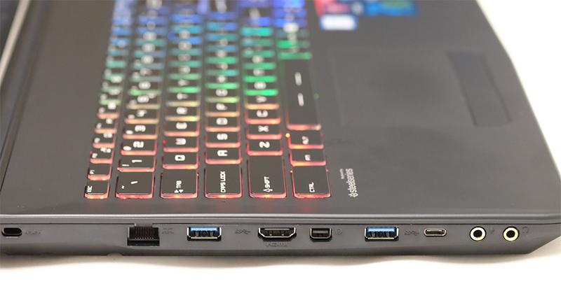 MSI GP62 7REX Leopard Pro : Budget gaming notebook shootout