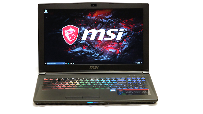 MSI GP62 7REX Leopard Pro : Budget gaming notebook shootout
