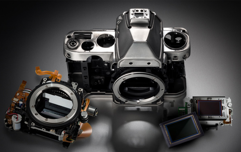 nikon is developing a full frame mirrorless camera - Mirrorless Full Frame