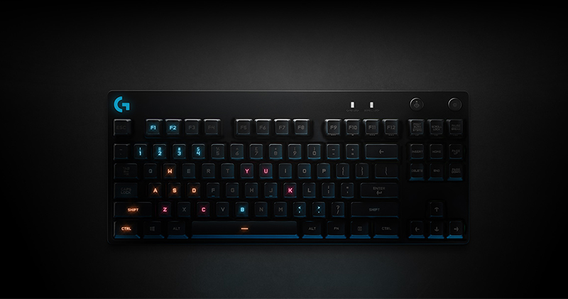 Logitech G Pro Gaming Mouse And Mechanical Gaming Keyboard Review