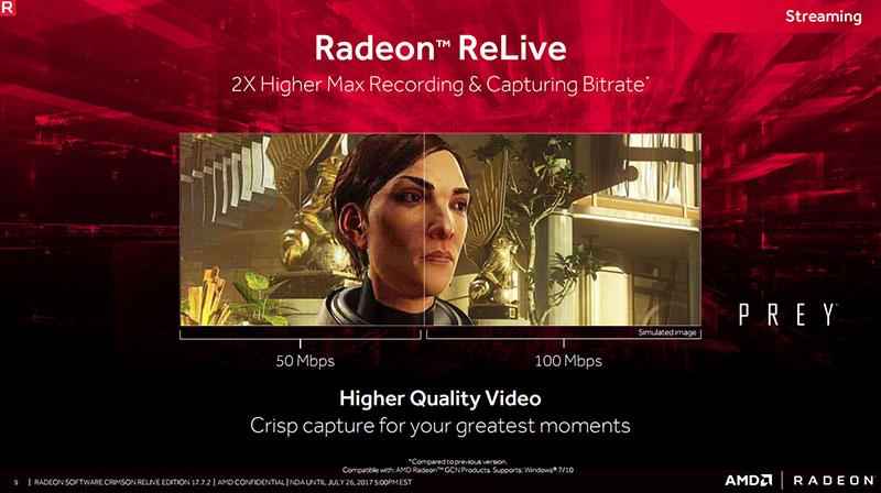 AMD Radeon Software Crimson ReLive Edition 17.7.2