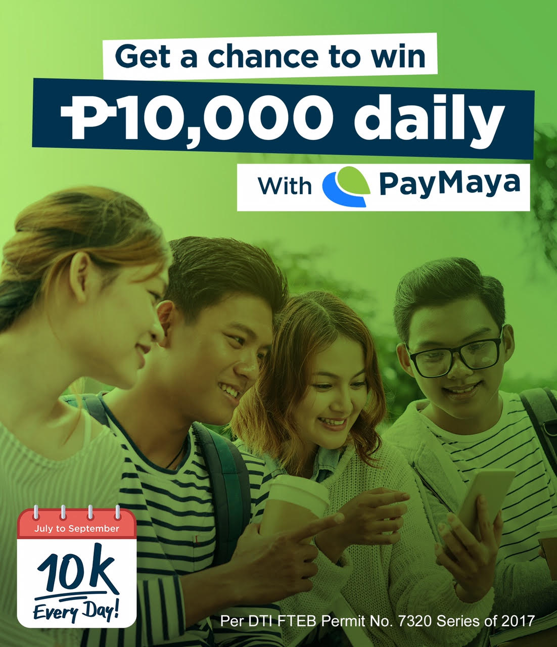 10k every day promo, e-shopping, online shopping, paymaya, paymaya philippines
