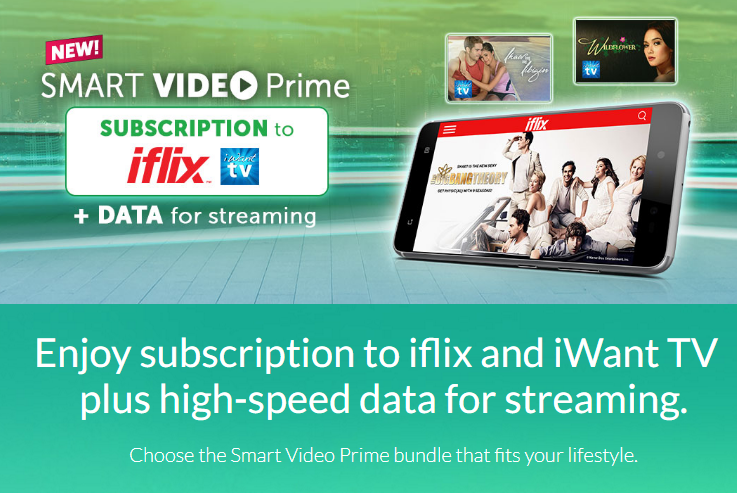 lte, mobile, network, smart communications, smart prepaid, streaming, video prime 99