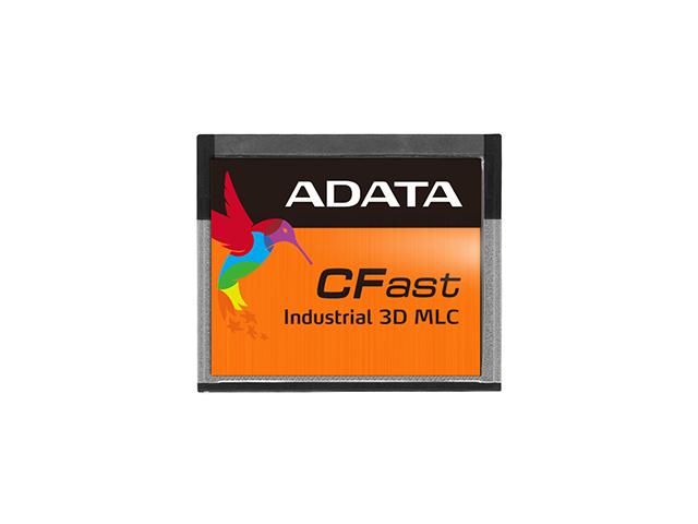 adata, icfs314, storage card, compactflash, cf card, cfast 2.0, flash memory