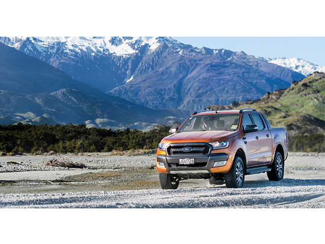 asia pacific, ford, ranger